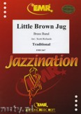 Okładka: Richards Scott, Little Brown Jug - BRASS BAND
