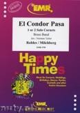 Okładka: Robles Daniel Alomias, Milchberg Jorge, El Condor Pasa (1 or 2 Solo Cornets) - BRASS BAND