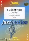 Okładka: Gershwin George, I Got Rhythm - BRASS BAND