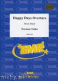 Okładka: Tailor Norman, Happy Days Overture - BRASS BAND