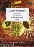 Okładka: Sarasate Pablo De, Gipsy Fantasy - BRASS BAND