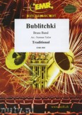 Okładka: Tailor Norman, Bublitchki - BRASS BAND