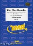 Okładka: Strauss Johann, An der schönen blauen Donau - BRASS BAND