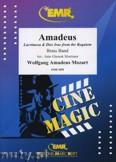 Okładka: Mozart Wolfgang Amadeusz, Amadeus - BRASS BAND