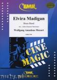 Okładka: Mozart Wolfgang Amadeusz, Elvira Madigan - BRASS BAND