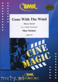 Ok�adka: Steiner Max, Gone With The Wind - BRASS BAND