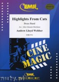 Okładka: Webber Andrew Lloyd, Highlights From Cats - BRASS BAND