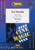 Okładka: Rota Nino, La Strada - BRASS BAND