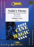 Okładka: Cosma Vladimir, Der Kurier des Zaren (Nadia's Theme) - BRASS BAND