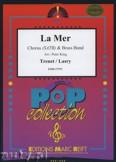 Ok�adka: Trenet Charles, Lasry Albert, La Mer (Chorus SATB) - BRASS BAND