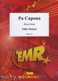 Okładka: Debons Eddy, Pa Capona - BRASS BAND