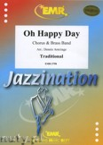 Okładka: Armitage Dennis, Oh Happy Day (Chorus SATB) - BRASS BAND