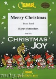 Okładka: Schneiders Hardy, Merry Christmas - BRASS BAND