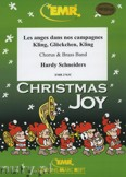 Ok�adka: Schneiders Hardy, Les anges dans nos campagnes (Chorus SATB) - BRASS BAND