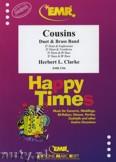 Okładka: Clarke Herbert, Cousins