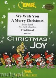 Okładka: Schneiders Hardy, We Wish You A Merry Christmas - BRASS BAND