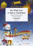 Okładka: Schneiders Hardy, We Wish You A Merry Christmas (Chorus SATB) - BRASS BAND