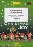 Okładka: Schneiders Hardy, O Tannenbaum / In Dulci Jubilo (Chorus SATB) - BRASS BAND
