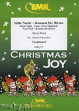 Okładka: Schneiders Hardy, Silent Night - Come All Ye Shepherds - BRASS BAND