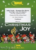 Ok�adka: Schneiders Hardy, Silent Night - Come All Ye Shepherds (Chorus SATB) - BRASS BAND