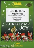 Okładka: Schneiders Hardy, Hark, The Herald Angels Sing (Chorus SATB) - BRASS BAND