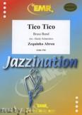 Okładka: Abreu Zequinha, Tico Tico - BRASS BAND