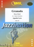 Okładka: Lara Augustin, Granada - BRASS BAND
