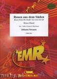 Okładka: Strauss Johann, Les roses du Sud - BRASS BAND