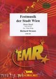 Okładka: Strauss Ryszard, Festmusik der Stadt Wien - BRASS BAND