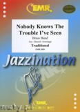 Ok�adka: Armitage Dennis, Nobody Knows The Trouble I've Seen - BRASS BAND