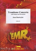 Ok�adka: Daetwyler Jean, Trombone Concerto with String Orchestra and Percussion