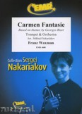 Ok�adka: Waxman Franz, Carmen Fantasie (Trumpet Bb) - Orchestra & Strings