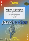 Okładka: Joplin Scott, Joplin Highlights - Orchestra & Strings