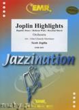 Ok�adka: Joplin Scott, Joplin Highlights - Orchestra & Strings