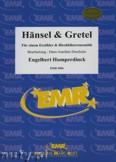 Okładka: Humperdinck Engelbert, Hänsel und Gretel für einem Erzähler und Blechbläserensemble