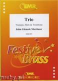 Okładka: Mortimer John Glenesk, Trio - BRASS ENSAMBLE