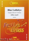 Ok�adka: Agrell Jeffrey, Blue Lullabye - BRASS ENSAMBLE