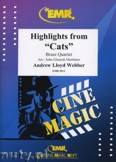 Ok�adka: Webber Andrew Lloyd, Highlights from Cats - BRASS ENSAMBLE