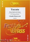 Okładka: Monteverdi Claudio, Toccata - BRASS ENSAMBLE