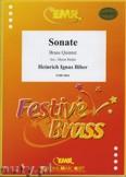 Ok�adka: Biber Heinrich Ignaz Franz Von, Sonate  - BRASS ENSAMBLE