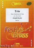 Okładka: Haydn Franz Joseph, Trio for Horn, Trombone and Tuba