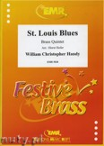 Okładka: Handy William Christopher, St. Louis Blues  - BRASS ENSAMBLE