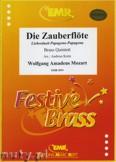 Okładka: Mozart Wolfgang Amadeusz, Die Zauberflöte