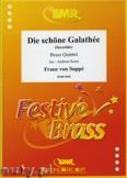 Okładka: Suppé Franz von, Die Schöne Galathée  - BRASS ENSAMBLE