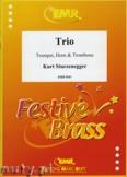 Okładka: Sturzenegger Kurt, Trio - BRASS ENSAMBLE