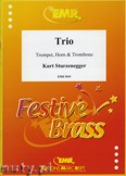 Ok�adka: Sturzenegger Kurt, Trio - BRASS ENSAMBLE