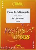 Okładka: Sturzenegger Kurt, Fugue des Schtroumpfs - BRASS ENSAMBLE