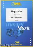 Okładka: Sturzenegger Kurt, Bagatelles - Trumpet