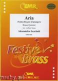 Okładka: Scarlatti Alessandro, Aria