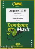 Okładka: Bruckner Anton, Aequale I & II - Trombone